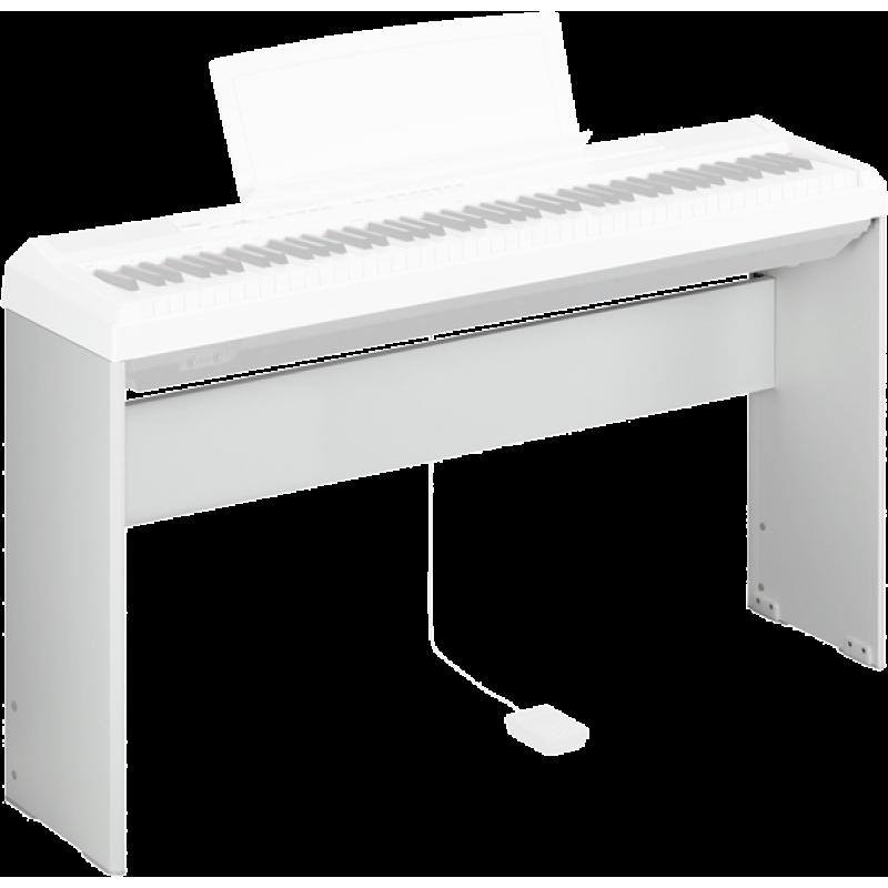 Деревянная стойка для Yamaha white