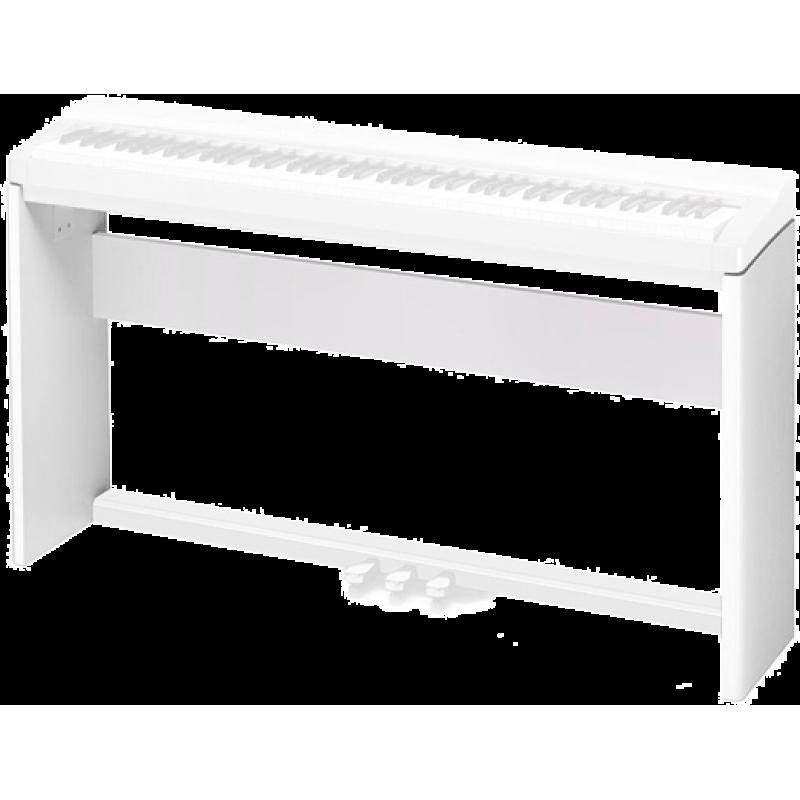 Деревянная стойка для Casio px white
