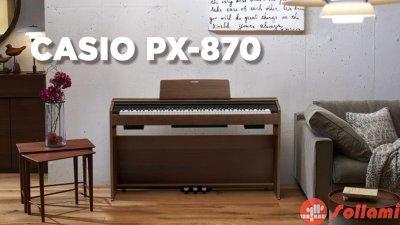 Обзор CASIO PX-870