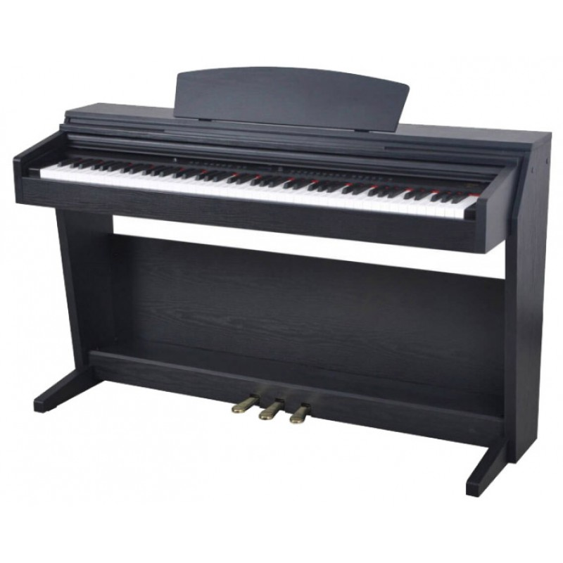 Artesia DP-7 Black Satin