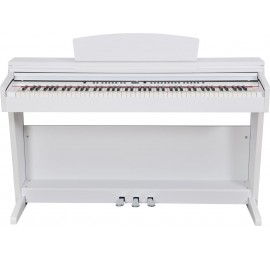 Artesia DP-7 White Satin