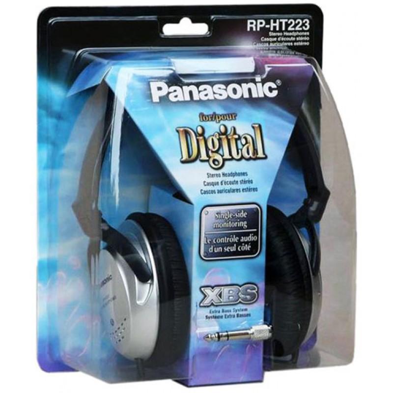 Наушники Panasonic RP-HT223