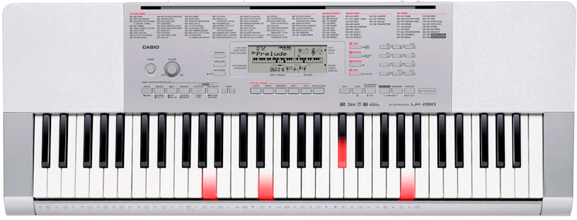Файлы на синтезатор на касио