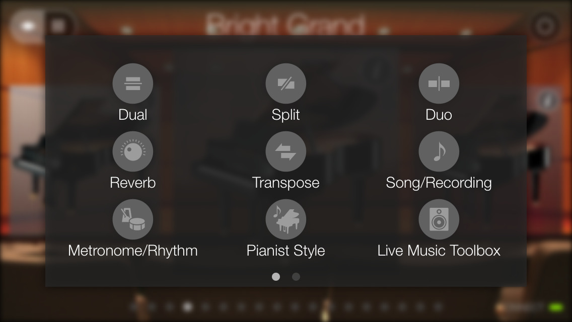 Yamaha ydp 143 ydp 163 for Yamaha digital piano controller